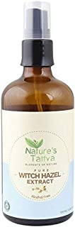 Nature's Tattva Witch Hazel Extract Distillate, Alcohol Free, 100ml