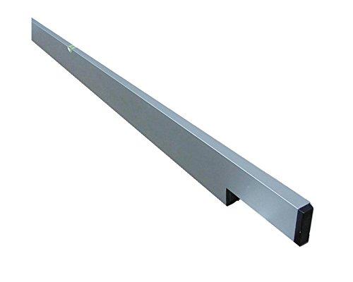 Abziehlehre für Trockenschüttung oder Ausgleichsschüttung (Länge 1,50 m)