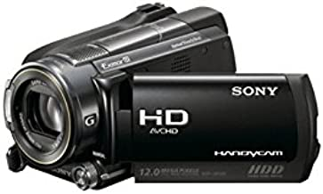 Sony HDR-XR500V 120GB HDD High Definition Camcorder w/12x Optical Zoom (Discontinued by Manufacturer)