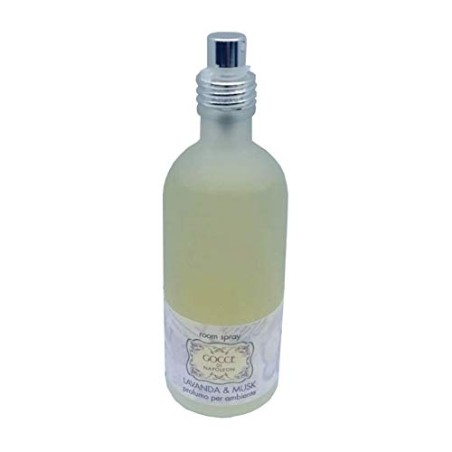 Gocce di Napoleon Lavanda & Musk Profumo Ambiente 100 ml Spray