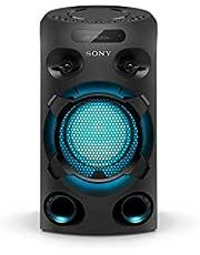 Sony MHC-V02 Hoparlör, Siyah