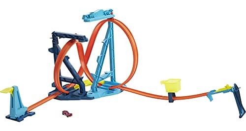 Hot Wheels Track Builder Kit Infinity Loop