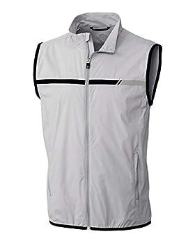 Cutter & Buck Men s Breaker Sport Vest Polished XXXL