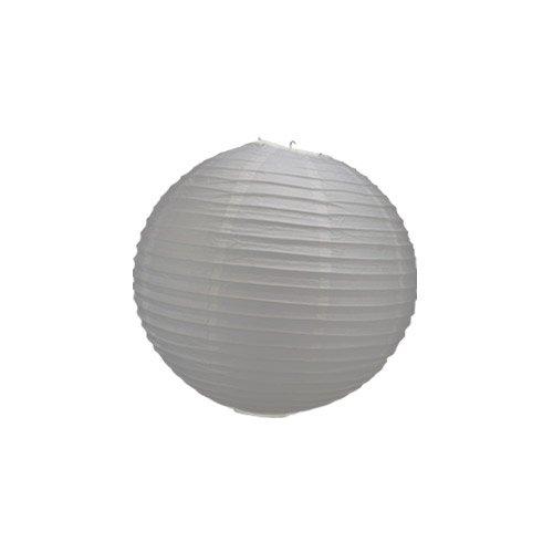 Skylantern Original 1460 Lanterne Boule Papier Gris 30 cm