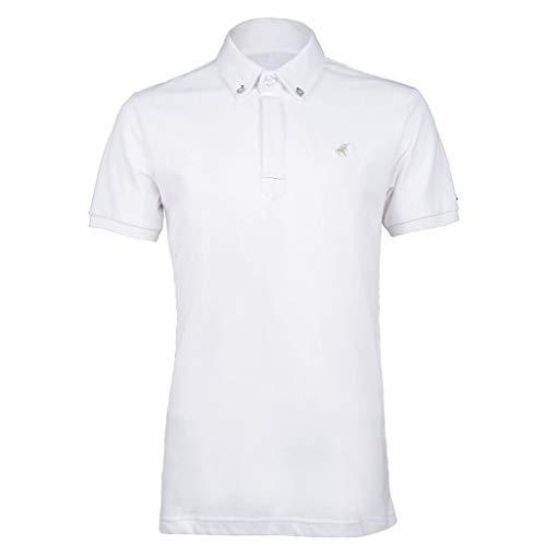 HKM 10109 Turniershirt San Juan, Herren Jungen Herrenshirt Jungenshirt, 116-XXXL
