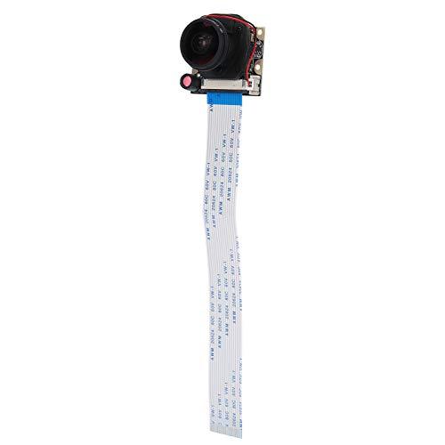Hochempfindliches OV5647-Kameramodul Multifunktionskameramodul RPI-Kameramodul Kamera Universal IR Cut ‑175 ° 5MP Kameramodul (ohne Licht)