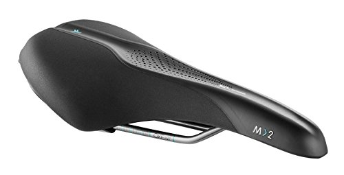 Selle Royal Spa Sattel Scientia M2, schwarz, M, 54M0MB0A09210