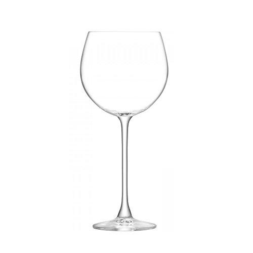 LSA Moya Coupe de Verres Gin & Tonic Ballon Cocktail/Lunettes Dans Une Boîte Cadeau [525ml]