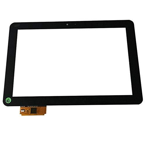 HUOGUOYIN Kit de reemplazo de Pantalla 10.1inch Pantalla táctil en Forma for el reemplazo BQ Edison 2 3 Quad Core Sensor de Cristal digitalizador Tablet PC Kit de reparación de Pantalla de Repuesto