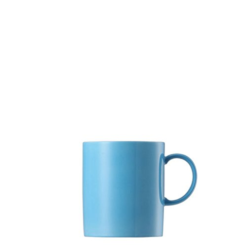Thomas 10850-408530-15505 Sunny Day Waterblue Becher mit Henkel