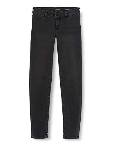 Scotch & Soda R´Belle Girls La Milou Jeans, Black Rock 0803, 10