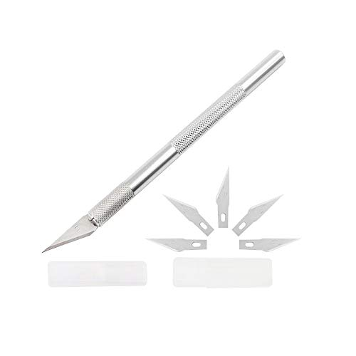 COMIART Precision Hobby Cutting Caving Knife Sculpture Tool