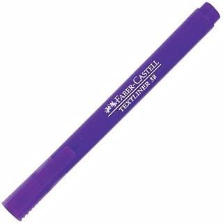 Faber-Castell Pocket Highlighters Pen Purple Colors Ink (1 Pcs.)