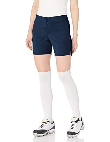 Intensität Damen Low Rise Softball kurz, Damen, Navy