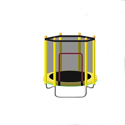 Trampoline nieuw opvouwbaar bed voor kinderen thuis met veiligheidsnet trampoline familie kinderen bed