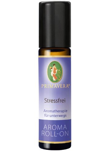 10ml Stressfrei, Aroma Roll on Primavera