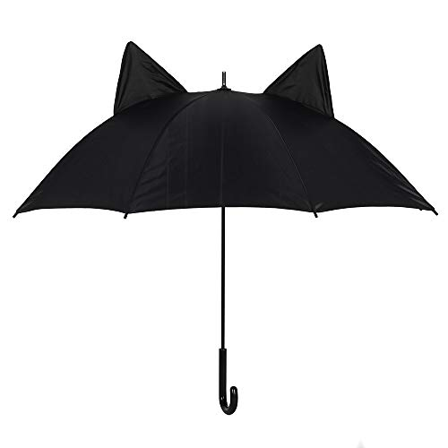 Something Different Regenschirm, Katze, Schwarz