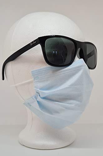Zertifiziert ISO CE 50St Maske, Staubmaske, Mundschutz, atmungsaktive Gesichtsabdeckung