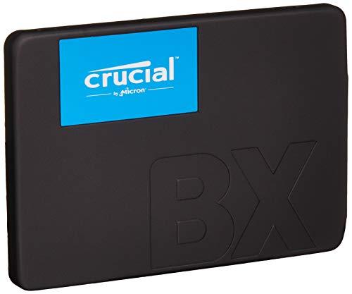 Crucial SSD 内蔵2.5インチ SATA接続 BX500 シリーズ 2TB 国内正規代理店品 CT2000BX500SSD1JP