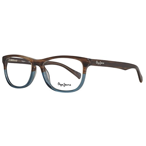 Pepe Jeans Brillengestelle PJ3081 C3 54 Avery Monturas de gafas, Multicolor (Mehrfarbig), 54.0 para Mujer