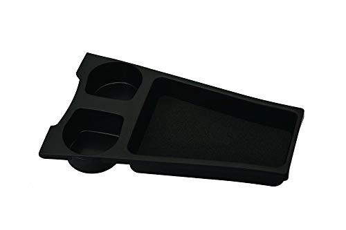 カーメイト 車用 ドリンクホルダー トレイ フロントコンソール用 プリウス(ZVW30系)専用 ブラック NZ511