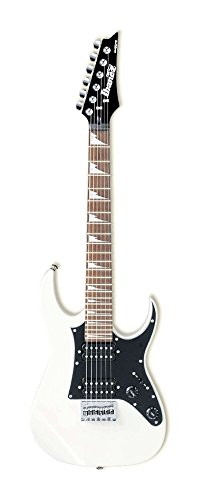 Ibanez GRGM21-WH GIO Mikro Guitarra eléctrica 3/4 tamaño