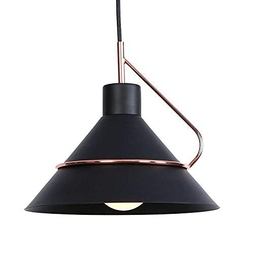 NAMFXH Candelabro nórdico Simple Lámpara de Techo Creativa Personalidad Luz de suspensión Luz de Gota pequeña Moderna...