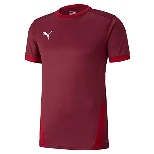 PUMA Teamgoal 23 Jersey Camiseta, Hombre, Cordovan/Chili Pepper, XL