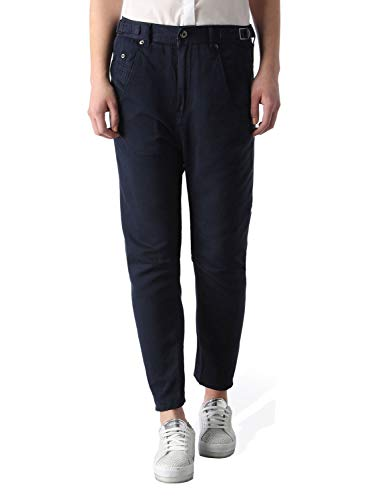Diesel Fayza-Z Pantalones Mujer Novio (W29, Azul)