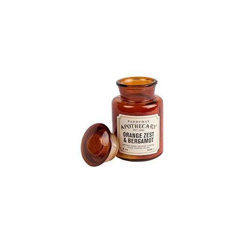 Paddywax Bougie Orange Zest Bergamot Apothecary