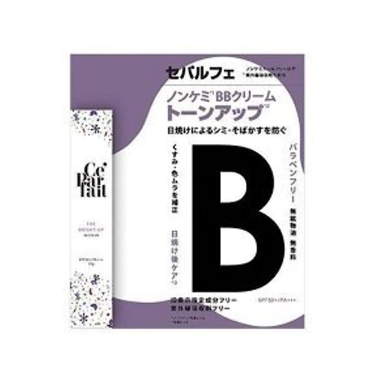 粘土旅評議会セパルフェ ザ ブライトアップ BBクリーム 20g