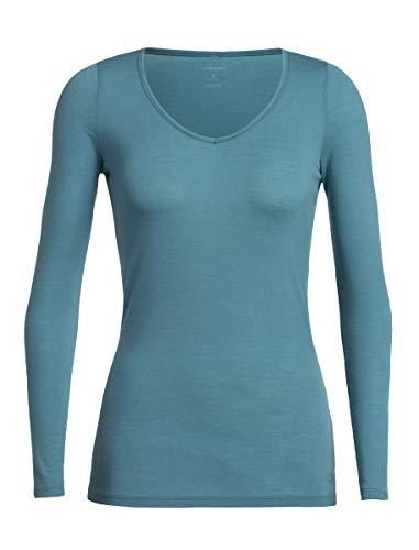 Icebreaker Siren Long Sleeve Sweetheart - Tee-Shirt Femme