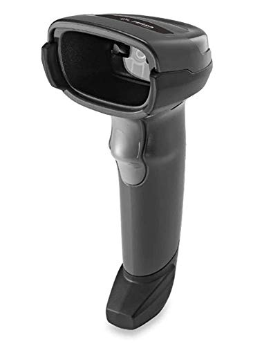 ZEBRA DS2208-Series SR Corded Handheld Standard Range Imager Kit with Stand and Shielded USB Cable, Black (DS2208-SR7U2100SGW)