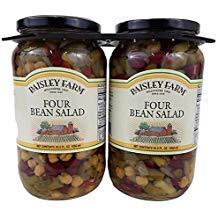 Paisley Farm 4 Bean Milwaukee Mall Salad - ounce 35.5 Pack Ranking TOP8 2 of