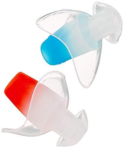 Arena Ergo Earplug, Tappi Unisex Adulto, Multicolore (Clear), Taglia Unica