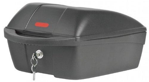 Polisport Top-Case Fahrradkoffer Packtasche Fahrrad Koffer Halteplatte zum einfachen abnehmen