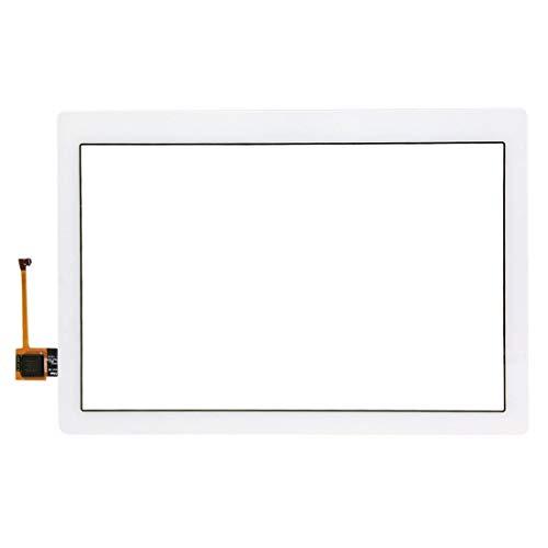 YuYue Touchscreen-Digitizer für Lenovo Tab 2 A10-70 A10-70F A10-70L A7600 25,7 cm (10,1 Zoll), Weiß