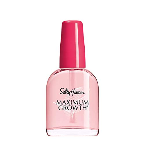 Sally Hansen Maximum Growth Smalto Trattamento Allungante e Rinforzante per Unghie Deboli, 13.3 ml