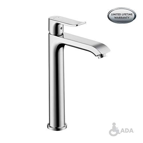 Chrome 6.25 X 1.98 X 6.25 Inches Delta Faucet 22C601 Single Hole