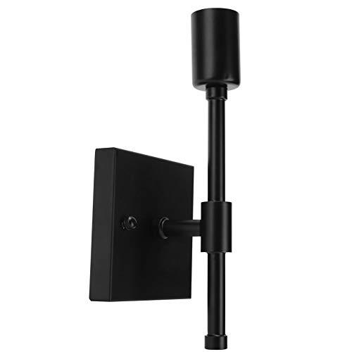 Fybida Protección del Medio Ambiente E26 Lámpara de Pared AC85-240V para mesita de Noche para Espejo de Maquillaje