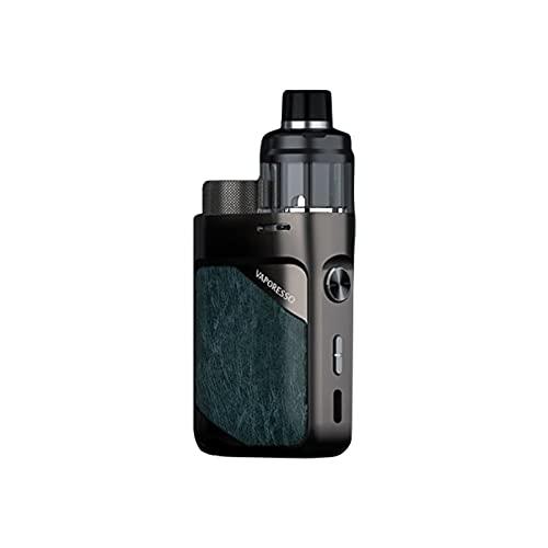 Vaporesso Swag PX80 Pod Kit 4ml, 80W Pod Mod con GTX Coils-Sin Nicotina y Tabaco (Gris)