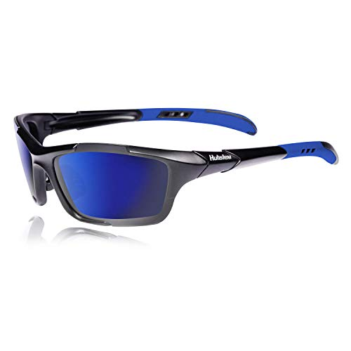 Hulislem S1 Sport Polarized Sunglasses FDA Approve