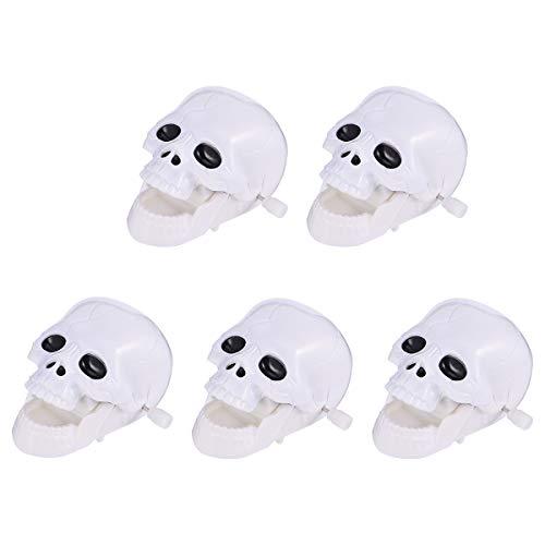 SOIMISS 5 Stück Halloween Aufziehspielzeug Halloween Uhrwerk Spielzeug Kinder Lernspielzeug