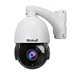Best PTZ Outdoor Security Camera
