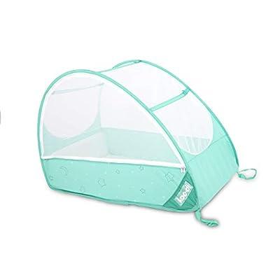 Koo-di Pop Up Bubble - Cuna portátil, unisex