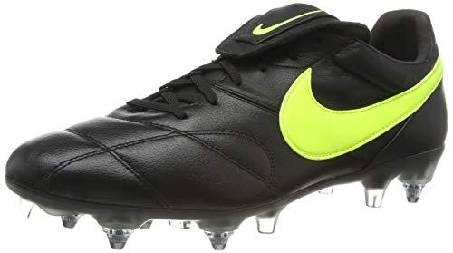 Nike The Premier II SG-PRO AC, Scarpe da Calcio Uomo, Nero Volt/Black 001, 44 EU