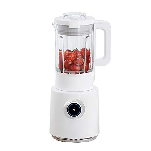 MSWKPSBF Beheizbare Automatische orange Juicer Multifunktions-High-Speed-Mixer Obst Gemüse Blender Cup Soymilk Maschine