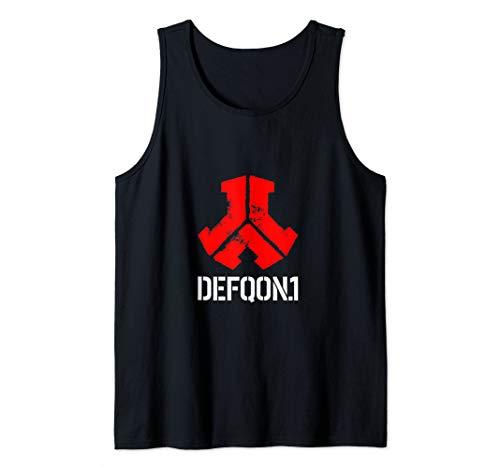 Defqon.1 | Hardstyle | Gabber | Freetekno | Speedcore Musik Tank Top