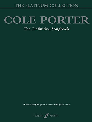 Cole Porter Platinum Collection: The Definitive Songbook (Th