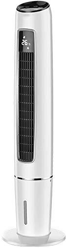 XPfj Enfriadores evaporativos Fan Air Cooler Aire Acondicionado Inicio Mobile Control Remoto Refrigerador Torre Enfriamiento